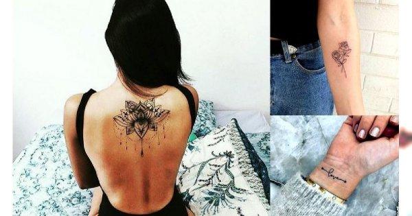Galeria tatuażu - mandala, motyw kwiatów, napisy i wiele innych
