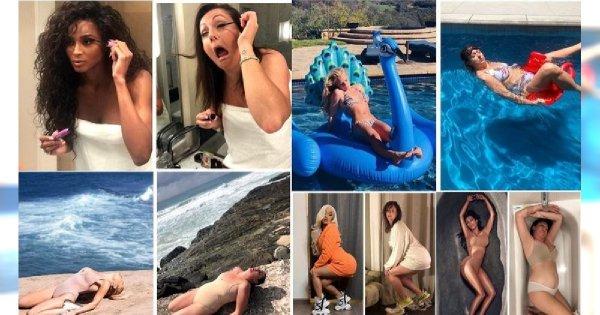 Kobieta odtwarza zdjęcia celebrytów i jest w tym GENIALNA! Musisz TO zobaczyć!