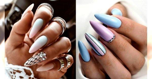 20 stylizacji manicure - te zdobienia to gorący HIT lata