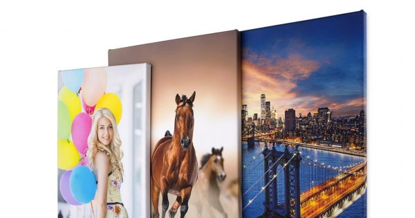 Obrazy na płótnie z własnych fotografii. Dekoruj ściany zdjęciami PROMOCJA
