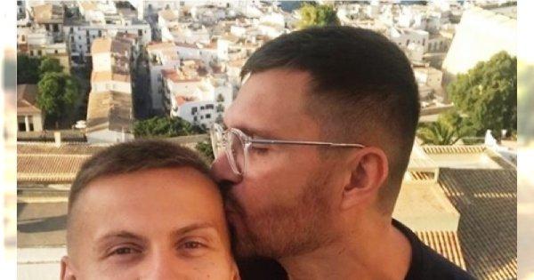 """Maciej Zień czule chwali się nowym chłopakiem. """"Wszystkiego najlepszego mój jedyny"""""""
