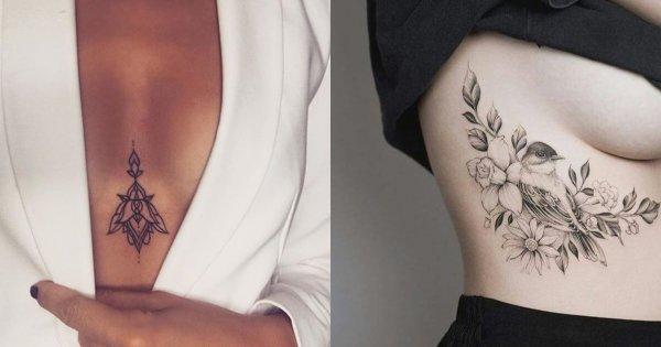 Najpiękniejsze tatuaże damskie -23 tatuaże dla kobiet