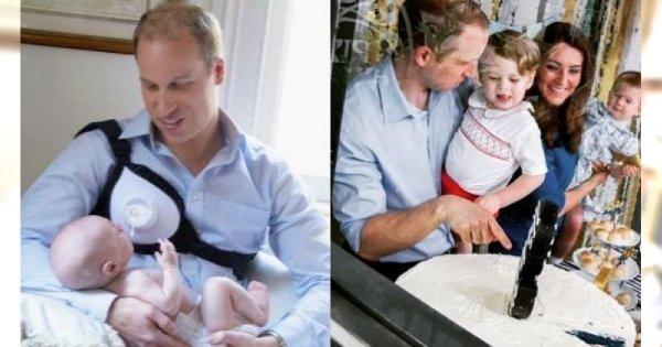 Kate i William jak żywi! Ją biorą za księżną Cambridge jej rodzone dzieci! Ale naszym zdaniem, to William WYMIATA!!