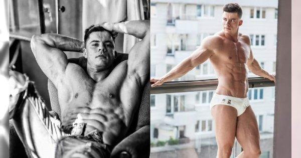 Ten Polak chce być jak Arnold Schwarzenegger i naszym zdaniem jest już tego bliski!