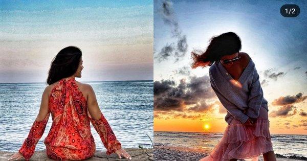 Kasia Cichopek opublikowała zdjęcie z wakacji. Takiej stylizacji się nie spodziewacie - co za wpadka!