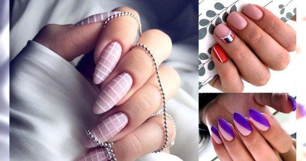 30 stylizacji paznokci - galeria subtelnych i ciekawych wzorów