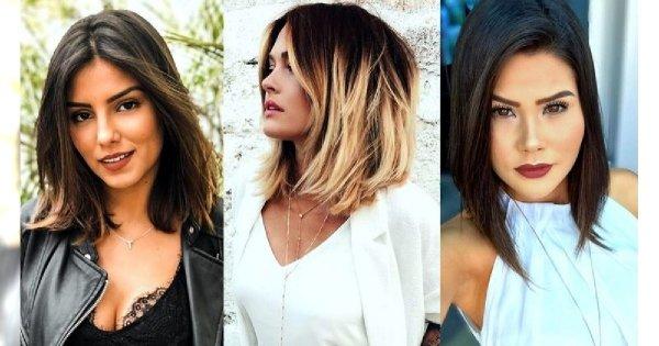 Modne fryzury średnie - cięcia jak z najlepszych salonów!