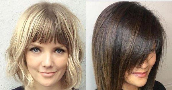 Włosy Do Ramion Najmodniejsze Fryzury Tego Sezonu Z