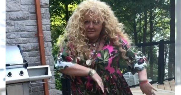 Magda Gessler tańczy do hitu Led Zeppelin. Tak dziko nie szalała nawet z Larą i Waldemarem!