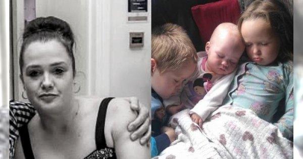 """Mama czwórki dzieci zmarłych w pożarze przegrała 20-miesięczną walkę o życie. """"Urosły jej skrzydła, żeby mogła dołączyć do swoich maleństw"""""""