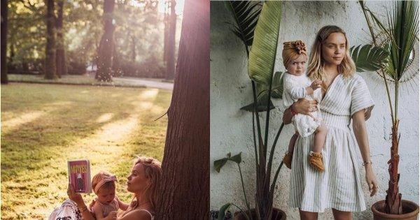 Anna Skura zorganizowała roczek małej Melody. Przepych i luksus - tak można określić całą imprezę!