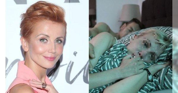 Katarzyna Zielińska w nowym serialu zagra kobietę po amputacji piersi i z mężem tyranem. Piękna aktorka jest NIE DO POZNANIA