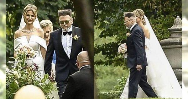 Krzysztof Rutkowski i Maja Plich wzięli ślub! MAMY ZDJĘCIA z ceremonii