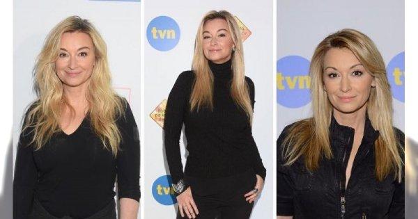 Martyna Wojciechowska tak ubrała się na 3 poprzednie ramówki TVN. Zapytała fanów: CO TYM RAZEM MAM NA SIEBIE WŁOŻYĆ?!