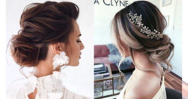 Katalog fryzur ślubnych - nowe, modne fryzury ślubne z welonem, wiankiem, w stylu boho