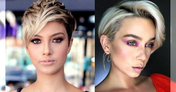 Krótkie fryzury z modną grzywką rządzą - 20 największych trendów
