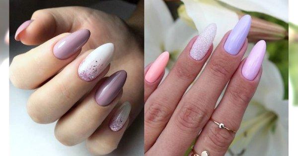 Pastelowy manicure - 18 najlepszych stylizacji z sieci
