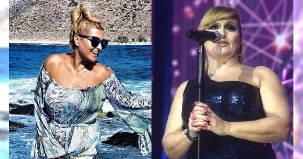 Katarzyna Skrzynecka chwali się odchudzoną figurą w BIKINI! Fani: Proszę już nie chudnąć!