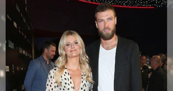 Zofia Zborowska i jej przystojny mąż na salonach świeżo po ślubie. Pasują do siebie?