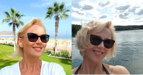 """Anna Samusionek zmieniła wizerunek. Nowa fryzura Ilony z """"Na wspólnej"""" jest naprawdę zjawiskowa!"""