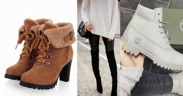 Buty na zimę, które są najmodniejsze w tym sezonie. Te najnowsze trendy musi poznać każda kobieta