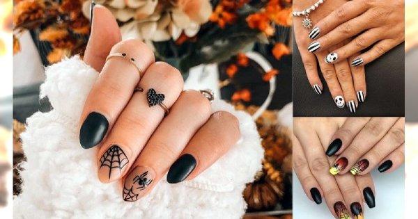 Manicure na Halloween - przerażające stylizacje, które robią wrażenie!