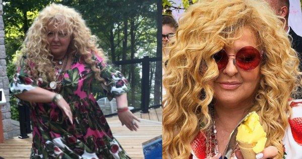 Magda Gessler bez doczepów wygląda zupełnie inaczej! Cała prawda o jej włosach (ZDJĘCIA)