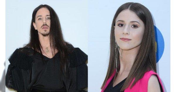 """Michał Szpak ostro o """"The Voice Kids"""". Roksana Węgiel odpowiedziała artyście"""