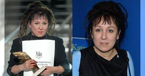 Olga Tokarczyk dostała Literacką Nagrodę Nobla za rok 2018! Wiemy, ile pieniędzy zgarnie