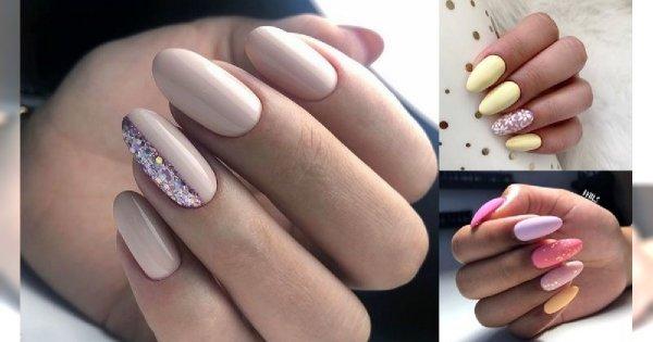 Pastelowy manicure - galeria stylowych i delikatnych stylizacji
