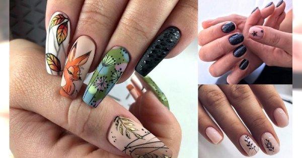 21 stylizacji manicure - te zdobienia to HIT!