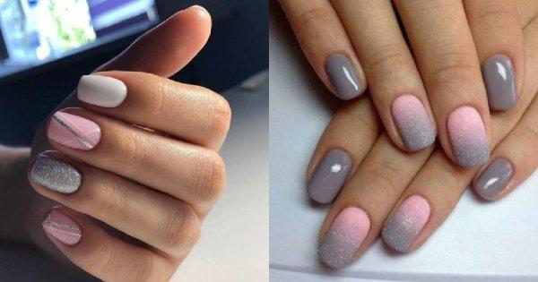 Krótkie paznokcie - 20 propozycji na modny manicure [GALERIA]