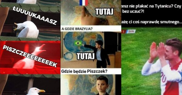 """Mecz Polska-Słowenia: zobacz najlepsze memy! """"Łukaaaaaaaaaasz Pieszczeeeeeeeek"""""""