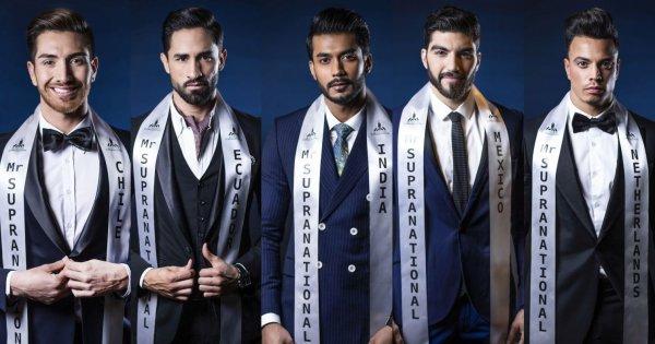Mister Supranational 2019: Najprzystojniejsi mężczyźni świata w garniturach! Finał już 7 grudnia!