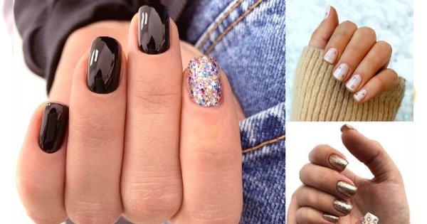 Manicure dla krótkich paznokci - 30 fantastycznych stylizacji