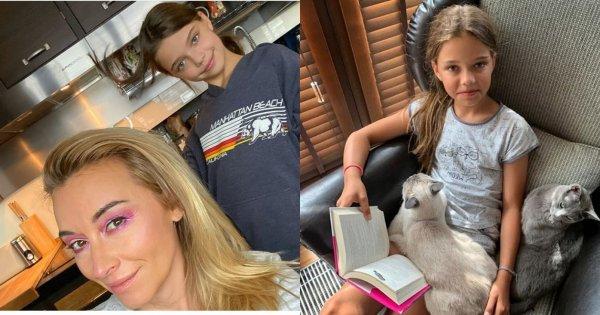 Córka Martyny Wojciechowskiej ma profil na Instagramie. Oniemiejecie, gdy zobaczycie co tam publikuje!
