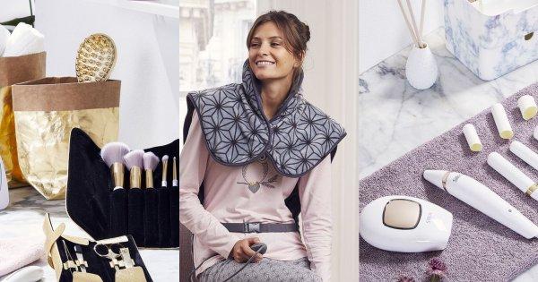 Idealny prezent na święta dla każdej kobiety – akcesoria do relaksu i pielęgnacji