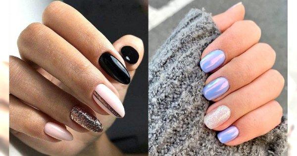 16 pomysłów na manicure z dodatkiem brokatu! [GALERIA]