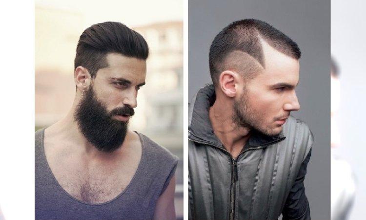 Modne Fryzury Męskie Z Krótkich Włosów Katalog