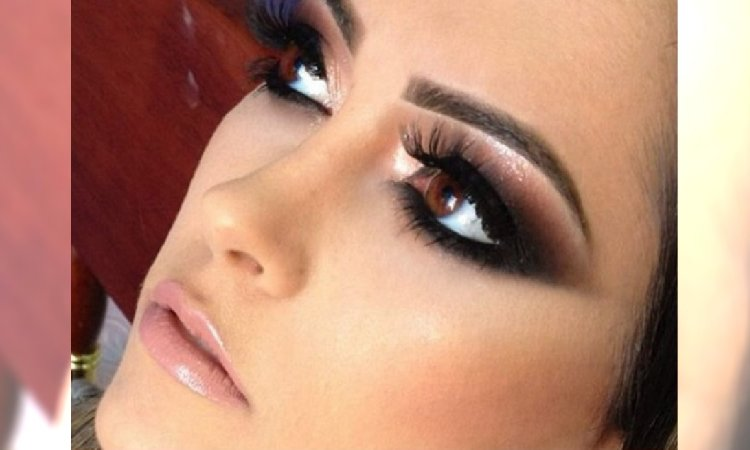 9 Makijaży Wieczorowych Dla Brązowych Oczu