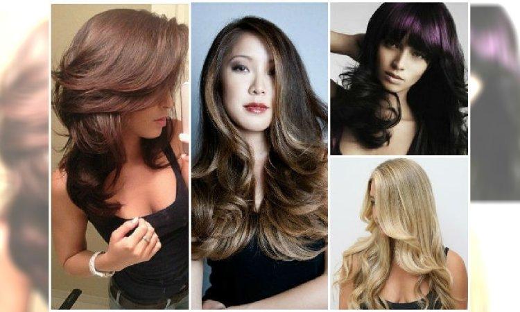 Stopniujemy Długie Włosy Galeria Najmodniejszych Fryzur