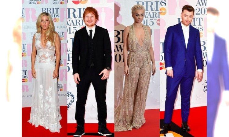 BRIT AWARDS 2015: Tłum gwiazd na czerwonym dywanie. Kto się pojawił?