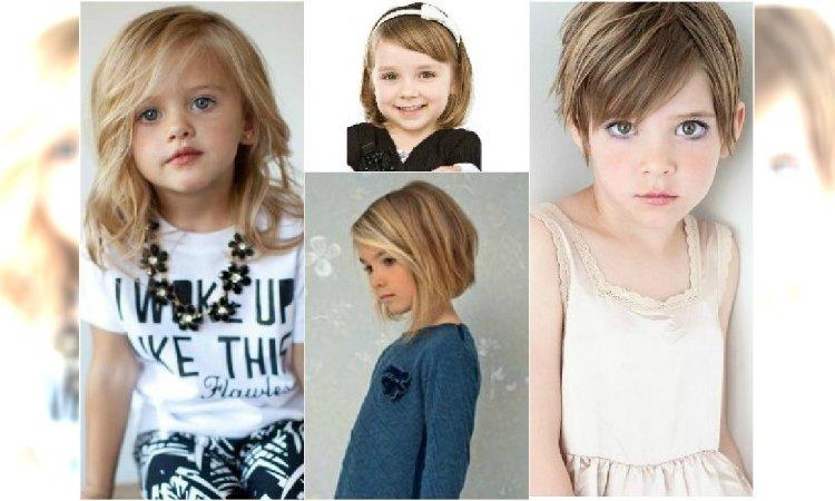 Modne Fryzury Dla Dziewczynek Galeria Fryzur Dla Małych Elegantek