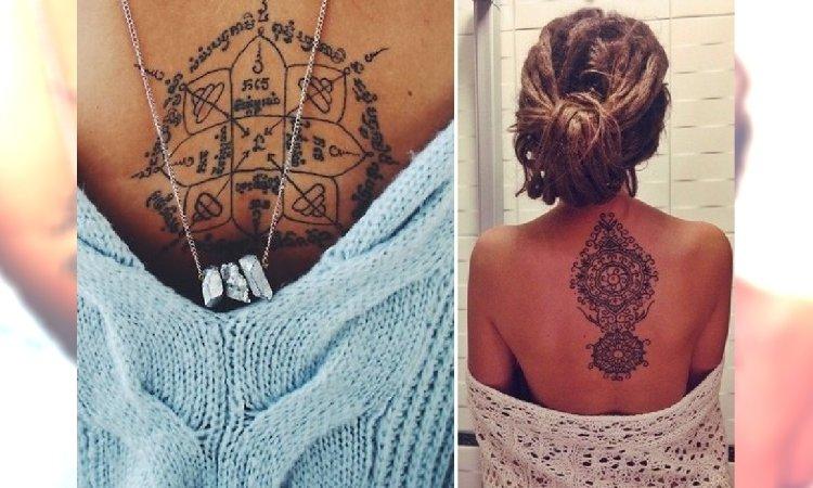 Mandala Co Oznacza Inspirujące Wzory Tatuażu Które Was