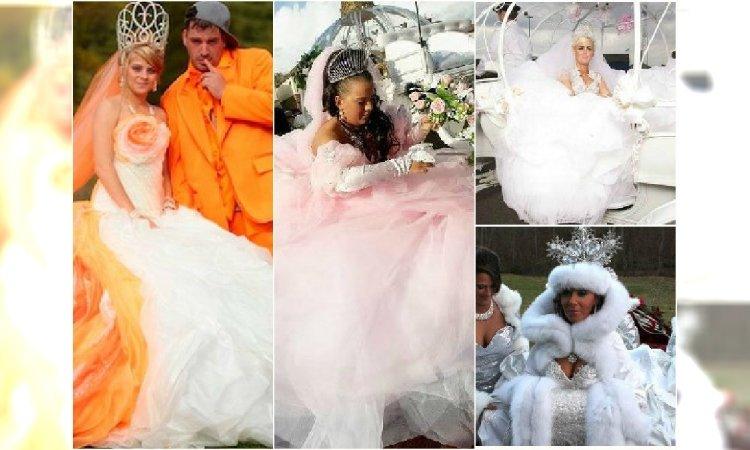 Moje wielkie, wypasione wesele. Takiego przepychu jeszcze nie widzieliście!
