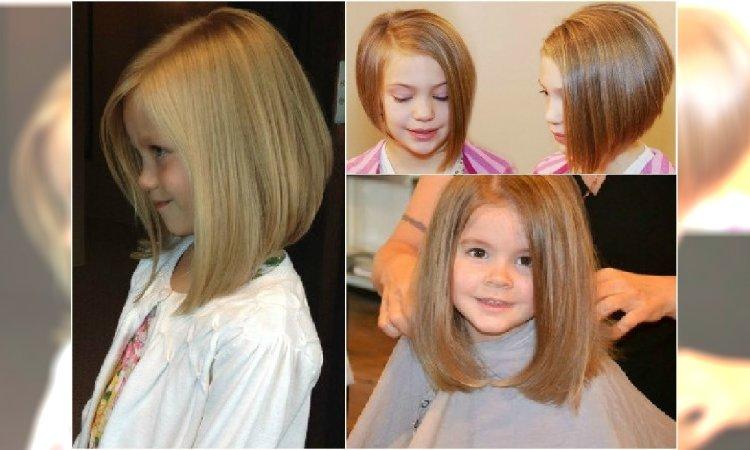 Modne Fryzury Dla Dziewczynek Krótkie I Półdługie Cięcia Włosów