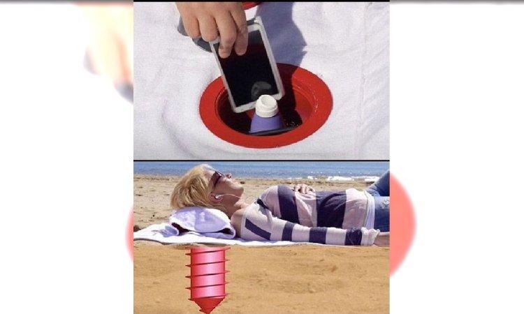 Gadżety na plaże - MUSISZ JE MIEĆ!