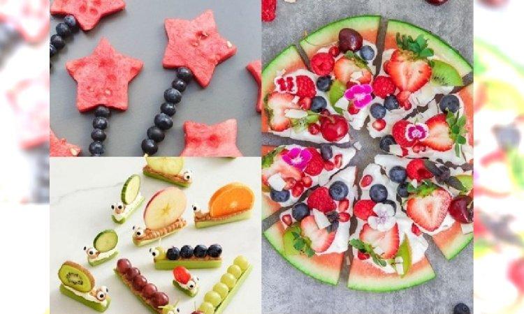 Genialne Pomysły Na Serwowanie Owoców Latem Nie Tylko Dla
