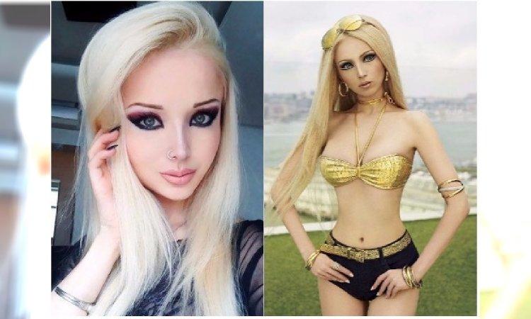 Widzieliście rodzinę słynnej żywej Barbie? Naturalnie piękna mama i siostra. Za to ojciec... Chyba przesadził!