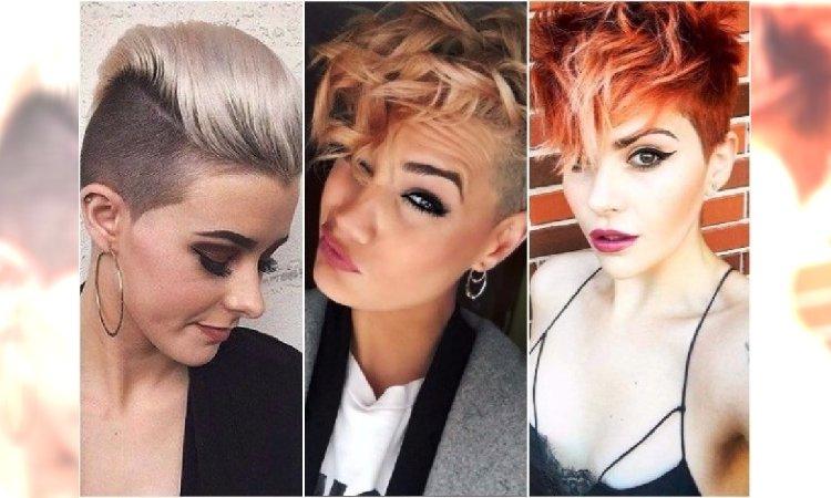 Krótkie Fryzury Na Sylwestra 20 Super Pomysłów Jak Wystylizować Włosy